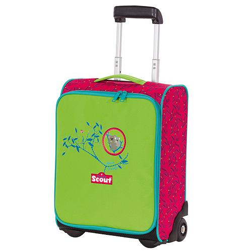 Kufřík na kolečkách Scout Koala