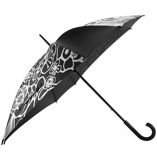 Deštník Reisenthel Umbrella Fleur black