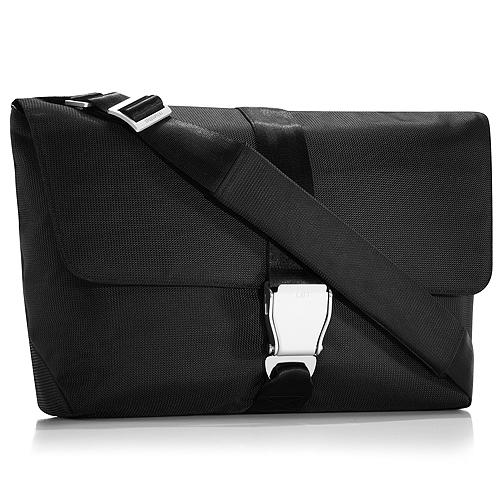 Taška přes rameno Reisenthel Airbeltbag L černá