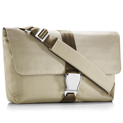 Taška přes rameno Reisenthel Airbeltbag L krémová