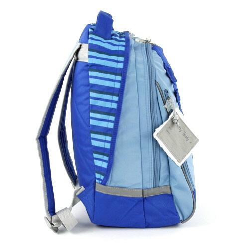 Školní batoh Me to You modré hvězdičky