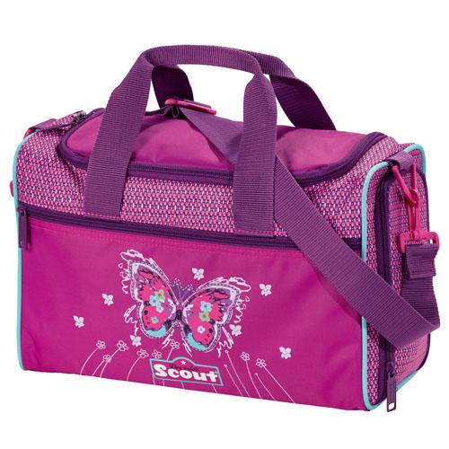 Sportovní taška Scout Motýlek