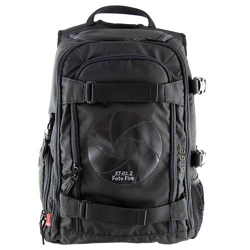 Sportovní batoh Target na fotoaparát XT-03.2 černý