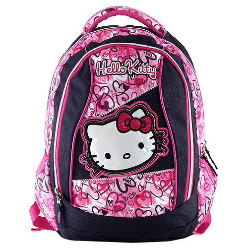 Batoh Hello Kitty Multi Hearts