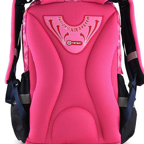 Školní batoh Hello Kitty Pink heart