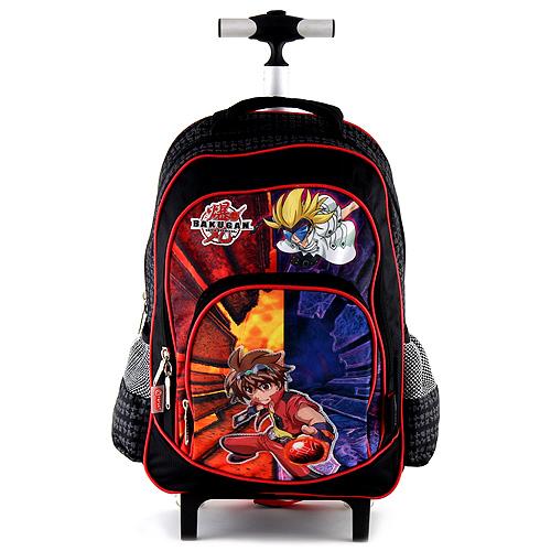 Školní batoh trolley Bakugan