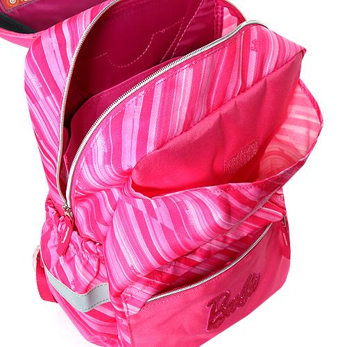 Školní batoh Barbie růžový, Never enough sparkle