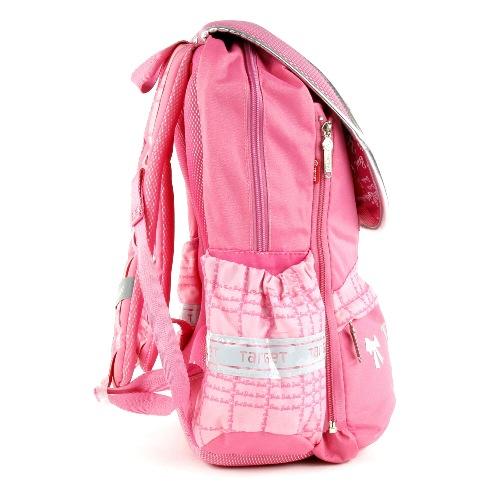 Školní batoh Target Barbie Stříbrná silueta
