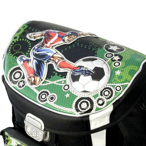 Školní aktovka Bambi Cool Fotbal