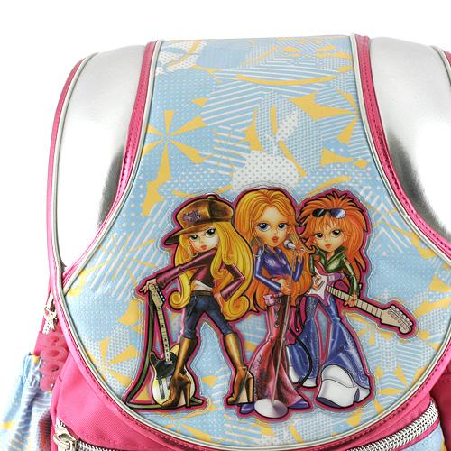 Školní batoh Cool Rockbabe Tři holky