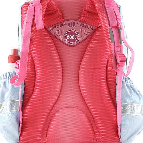 Školní batoh Cool Rockbabe zrzka