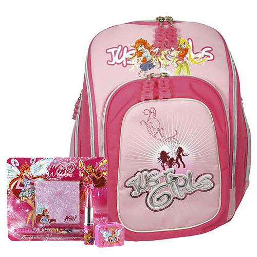 Školní batoh Cool Cherry set