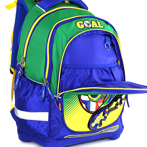 Školní batoh Goal  390aeea4e6