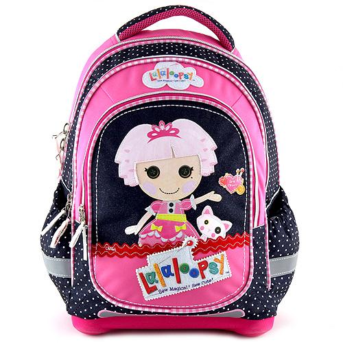 Školní batoh Lalaloopsy
