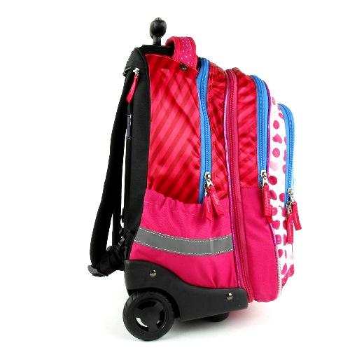 Školní batoh trolley Lalaloopsy