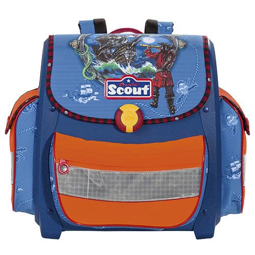 Školní aktovka Scout Buddy piráti