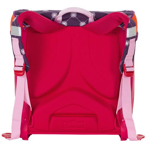 Školní batoh Scout Nano baleríny