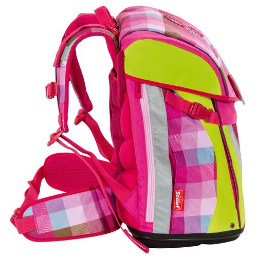 Školní batoh Scout Sunny květiny
