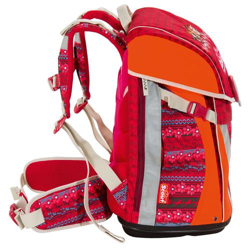 Školní batoh Scout Sunny tři koníci