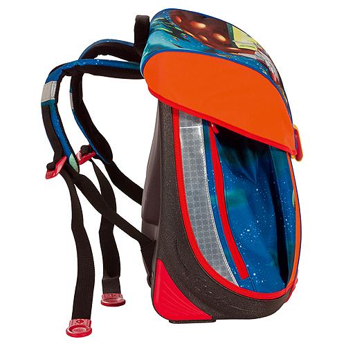 Školní batoh Scout Nano raketa