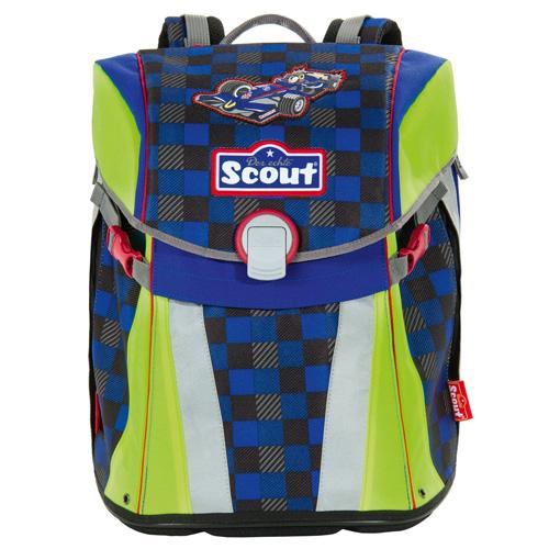 Školní batoh Scout Sunny formule