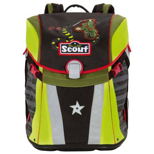 Školní batoh Scout Sunny ninja