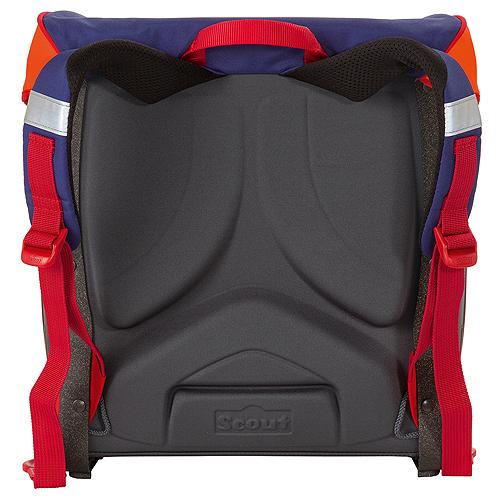 Školní batoh Scout Nano hasičské auto