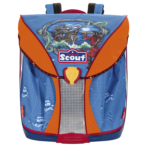 Školní batoh Scout Nano piráti