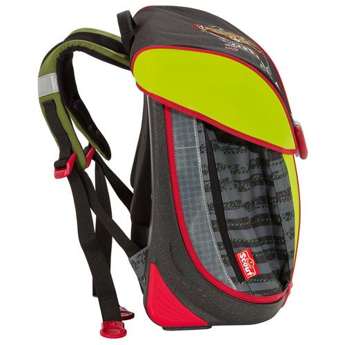 Školní batoh Scout Nano ninja