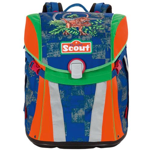Školní batoh Scout Sunny dinosaurus