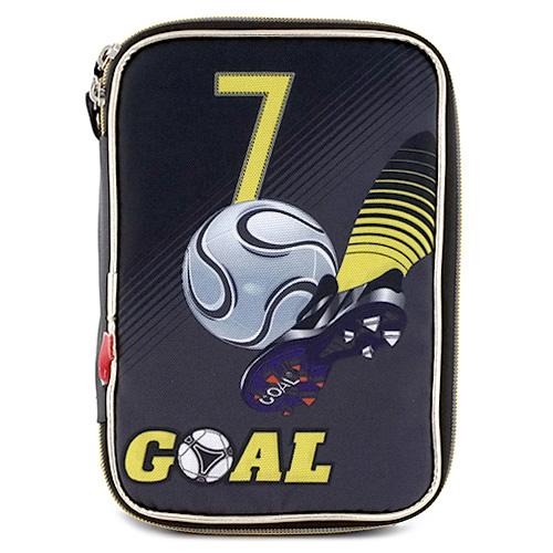 Školní penál s náplní Goal