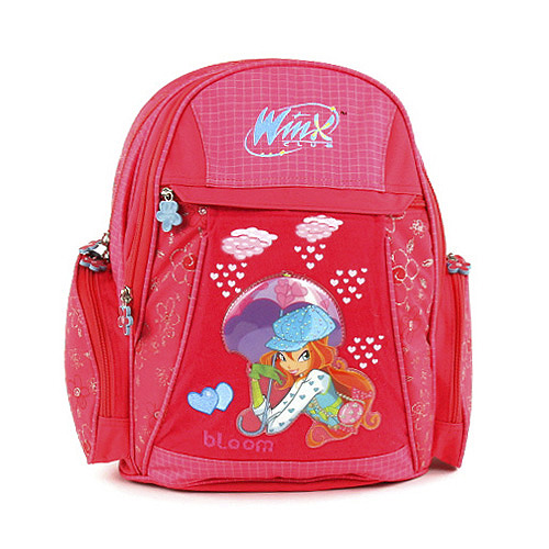 Winx Club Školní batoh 41.4 × 37.7 × 10.4 cm víla Bloom #2