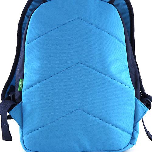 Batoh Benetton světle modrý