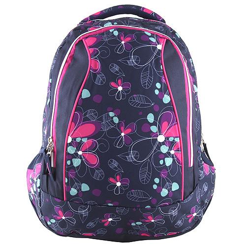 6f0600c5981 Studentský batoh Target Barevné květiny