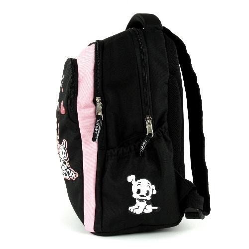 Školní batoh Betty Boop růžová srdíčka