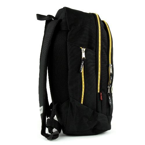 Školní batoh Betty Boop zlatá výšivka