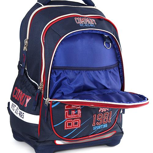 Target školní batoh Benetton Sporting