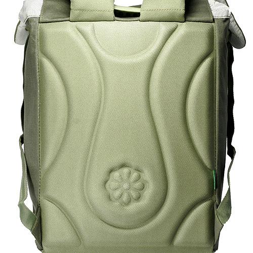 Školní batoh Benetton zelený