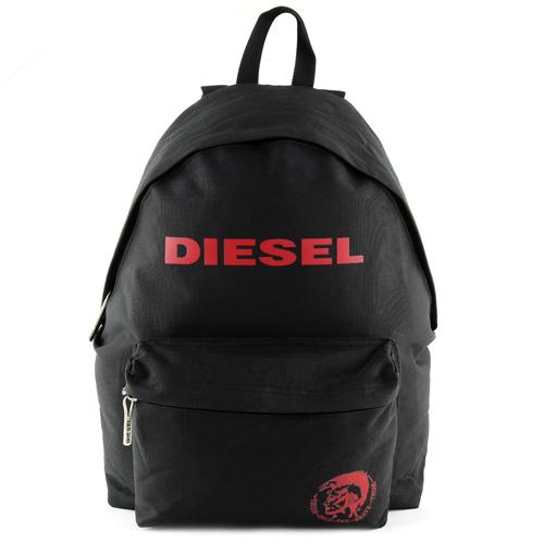Batoh Diesel černý
