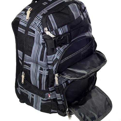 Sportovní batoh Target černo-šedý
