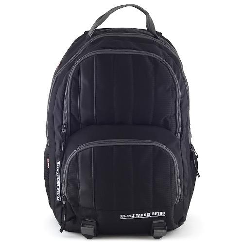 Sportovní batoh Target na notebook černo šedý