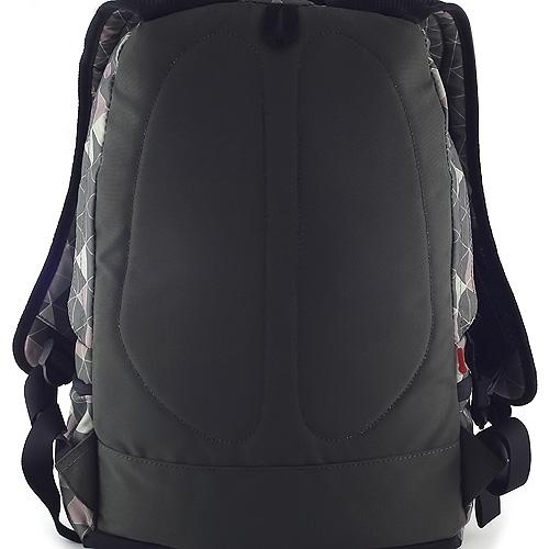 Sportovní batoh Target Zelené trojúhelníky