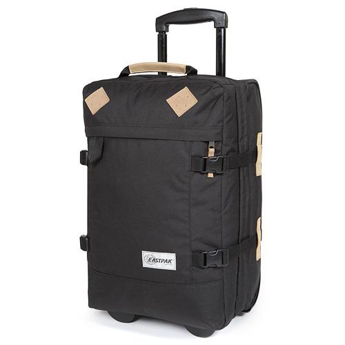 Cestovní taška Eastpak Tranverz S černá