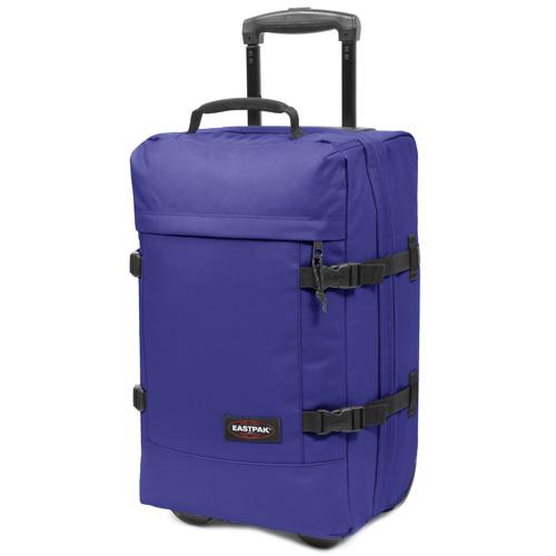 Cestovní taška Eastpak Tranverz S modrá