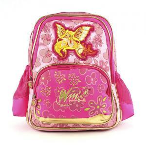 Školní batoh Winx Club víla Stella s křídly ec1cfa4a1c