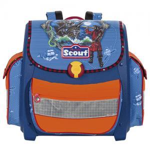 Školní aktovka Scout Buddy piráti d0ec48096e