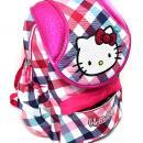 Školní batoh Hello Kitty BS Square s klopnou