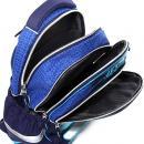 Školní batoh Dolphin 3D nášivka