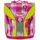 Školní batoh Scout Nano květiny