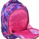 Školní batoh Hello Kitty violet